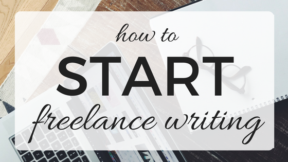 A must-read for anyone thinking about working from home as a freelance writer.