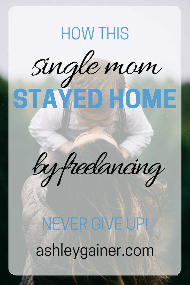 Freelancing as a Single Mom: My Success Story