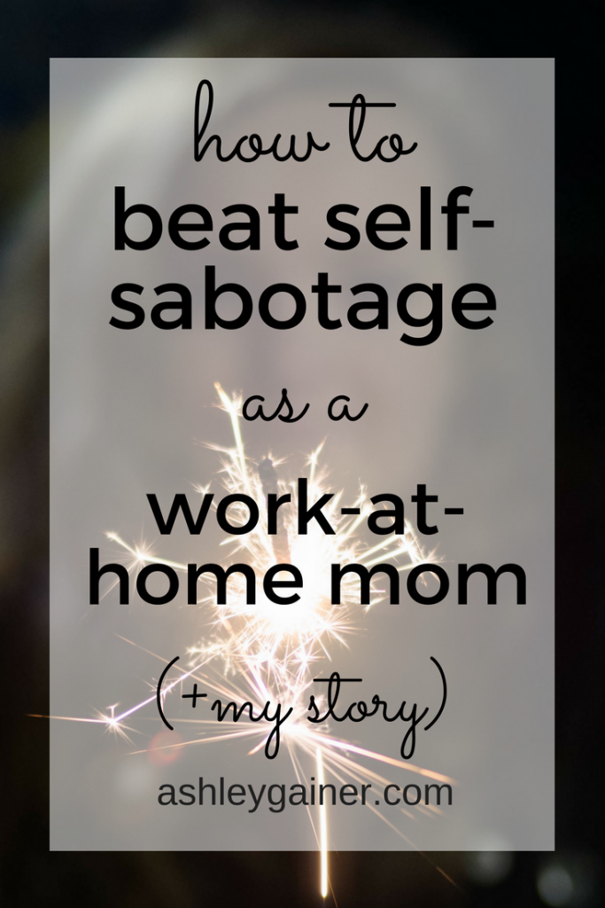 It took me years to realize I was sabotaging myself as a freelance writer. Learn from my mistakes and make your own work-from-home dreams come true.