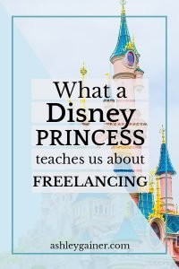 My favorite Disney movie taught me a surprising lesson about freelance writing and imposter syndrome. Check it out!