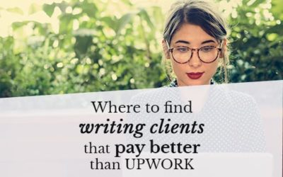 Where to Find Freelance Writing Clients that Pay Better than Upwork