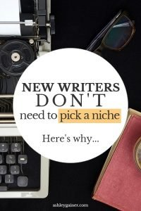 New to writing and can't pick a niche? Well, I'm proclaiming you don't need one and here's why. Freelance writing generalist for the win!