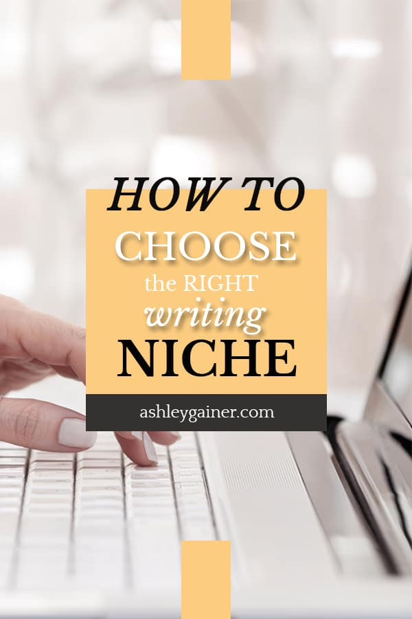Picking a niche isn't for everyone, at least not at first. So when DO you pick a niche and pick the right one? Find out here!