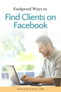 Foolproof ways to find clients on Facebook