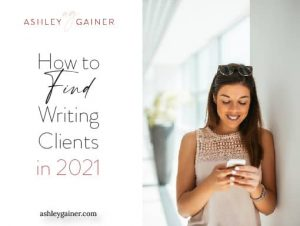 how to find writing clients in 2021